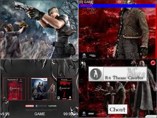 Thumbnail 1 for Resident Evil 4 skins